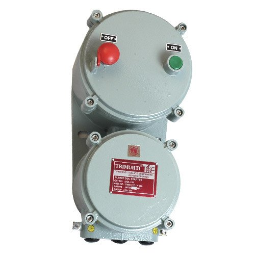 Flameproof Push Button Station At Rs 1100 00  Each