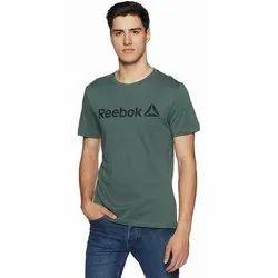 c5e53f8d48 Reebok Mens Casual Cotton T-Shirt