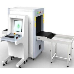 Portable X Ray Baggage Scanner