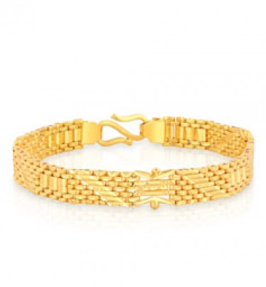 Men Gold Bracelet - View Specifications & Details of Mens ...