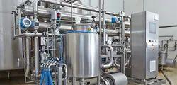 Milk Concentration Plant