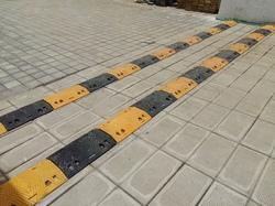 Rubberized Speed Breaker