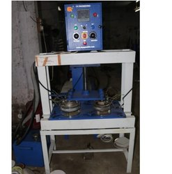 Automatic Hydraulic Plate Machine