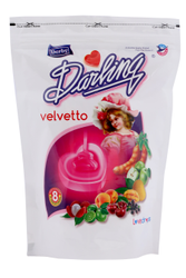 Darling Velvetto Candy standy