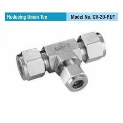 GV-20-RUT Reducing Union Tee