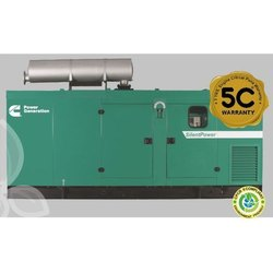 Cummins 500 KVA Silent Diesel Generator, 3-Phase
