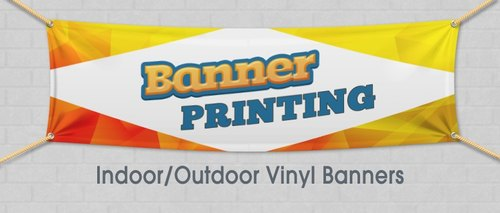 Banner Printing Service, in Local