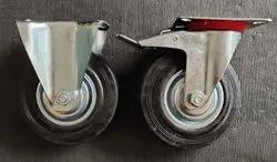 Textile Pu Trolley Wheels