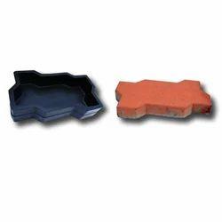 Aristo Zigzag Paver Blocks Rubber Mould