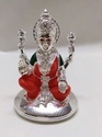 Silver Color Laxmi Statue