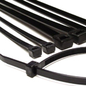 Black Cable Tie 200 x 4.8 mm