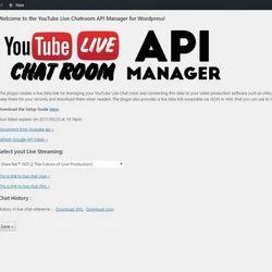 Chatting API