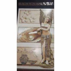 Printed Poster Tile, 10-15 Mm
