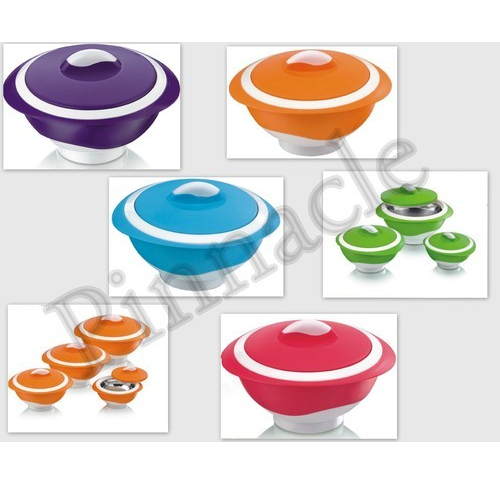 Multicolor Pinnacle Thermo Food Casserole