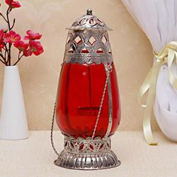 Red Glass Lantern