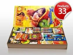 Fire Works Gift Boxes