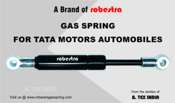 GAS SPRINGS FOR TATA MOTORS AUTOMOBILES