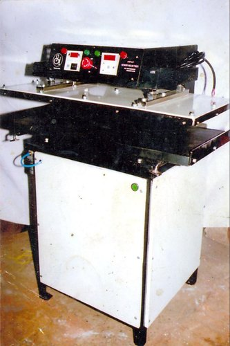 Coat Pasting Machine