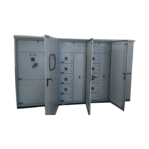Three Phase Semi-automatic Power Distribution Panel, Ip Rating: Ip44