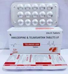 Allopathic Telmisartan-40 Mg With Amlodipine-5mg
