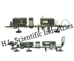 Reflex Klyston Microwave Test Bench