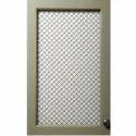 Aluminum Mesh Door