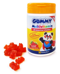 Multivitamines Gummies