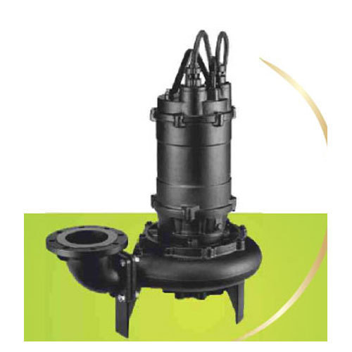 Single Phase Submersible Waste Water Pump, 1 - 3 HP, for Industrial