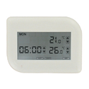 Digital Touch Screen Programmable Thermostat with Heat Pump Control