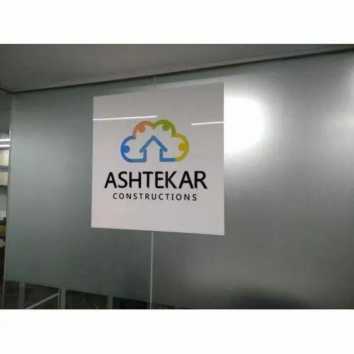 Advertising Acrylic Sign Board