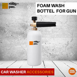 Car Wash Equipment Car Wash Foam Gun Manufacturer From Ahmedabad