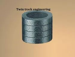 Carbon Graphite Gland Packing Ring