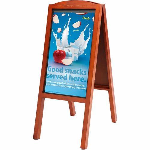 Display Advertising Board