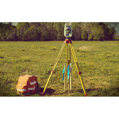 Topographical Route Land Survey Service