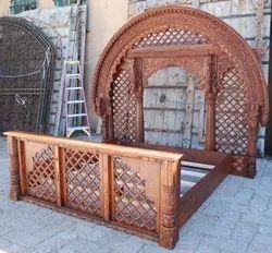 Sheesham Modern Solid wood Bed