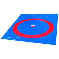 Wrestling Mat Nivia Professional 595 (with Cover)