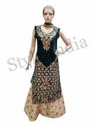 Designer Dress - Lehnga TOP