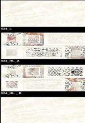 524 (L, HL-A, HL-B) Hexa Ceramic Tiles