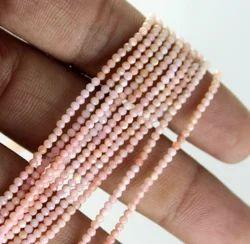 Pink Opal Beads