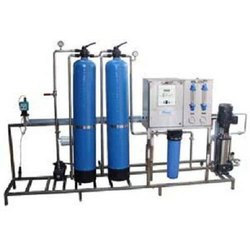 FRP 1000 LPH Industrial RO Plant