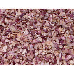 A Grade Dehydrated Red Onions Chopped., Packaging Size: 10 Kg, Packaging: Carton
