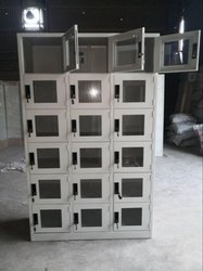 Mobile Locker Acrlyic Door