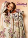 Shree Fabs Firdous Vol-9 Exlusive Collection Pakistani Lawn Suits Catalog Collection