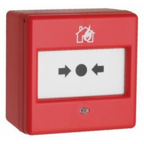 Cooper Manual Call Point at Rs 2900 /piece | Fire Alarm System ...