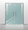 Contact Less Automatic Door Drive