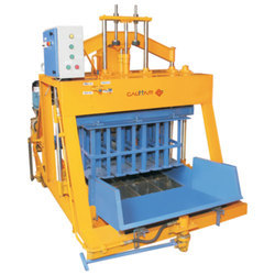 Concrete Paving Block Making Machine