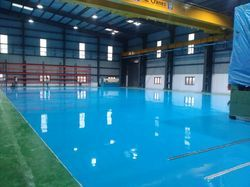 High Gloss Epoxy Coating