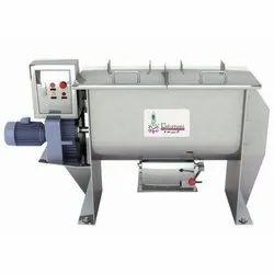 Food Grade Steel Materials Dough Blender (20KG), Production Capacity: 20kg /Batch