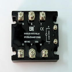 10-125 Amps Three Phase Motor Reversing SSR