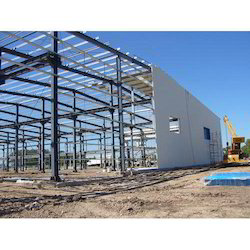 Steel Structure Dismantling Service